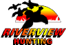 Riverview Hunting logo.